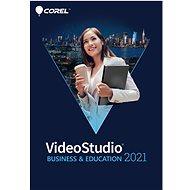 Corel VideoStudio 2021 Business & Education (elektronická licencia)