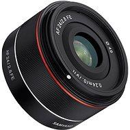 Samyang AF 24 mm f/2,8 Sony FE - Objektív