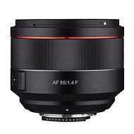Samyang AF 85 mm f/1,4 Nikon F - Objektív