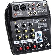 SYNCO MC4 - Mixážny pult