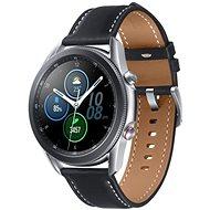 Samsung Galaxy Watch 3 45 mm LTE strieborné - Smart hodinky