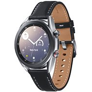 Samsung Galaxy Watch3 41 mm strieborné - Smart hodinky