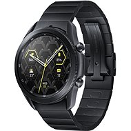 Samsung Galaxy Watch 3 45 mm titánové - Smart hodinky