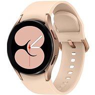 Samsung Galaxy Watch 4 40 mm ružovo-zlaté - Smart hodinky