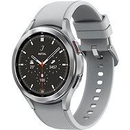 Samsung Galaxy Watch 4 Classic 46 mm LTE strieborné - Smart hodinky