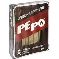 PE-PO jednorazový gril FSC - Jednorazový gril