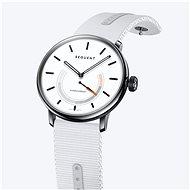 Sequent SuperCharger 2.1 Premium snehovo biele s bielym remienkom - Smart hodinky