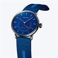 Sequent SuperCharger 2.1 Premium HR zafírovo modré s modrým remienkom