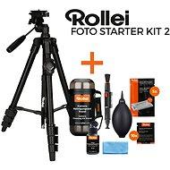 Rollei Foto Starter Kit 2 - Príslušenstvo