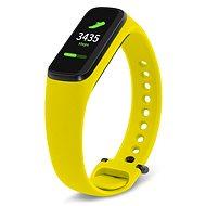 Tactical Silikónový Remienok pre Samsung Galaxy Fit e Yellow - Remienok