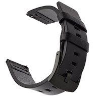 Tactical Kožený remienok pre Huawei Watch GT Black (EU Blister) - Remienok