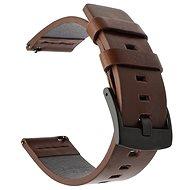 Tactical Kožený remienok pre Huawei Watch GT Brown (EU Blister) - Remienok