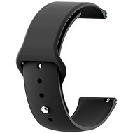 Tactical Silikónový remienok pre Huawei Watch GT Black (EU Blister) - Remienok