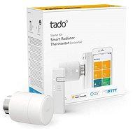 Tado Smart Radiator Thermostat – Starter Kit V3+ s vodorovnou inštaláciou - Termostatická hlavica