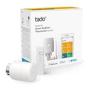 Tado Smart Radiator Thermostat – Starter Kit V3+ s vertikálnou inštaláciou - Termostatická hlavica