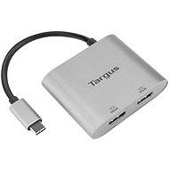 TARGUS USB-C Dual Video Adaptér - Replikátor portov