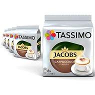 Tassimo KARTON 5× Jacobs Kronung Cappuccino 260 g