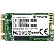 Transcend MTS420 M.2 SSD 240 GB - SSD disk
