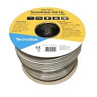 TechniSat TECHNIKABEL 100 CU 100 m - Koaxiálny kábel