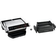 Tefal GC706D34 Optigrill+ Initial + Tefal XA725870 Baking accessory for Optigrill+/Elite