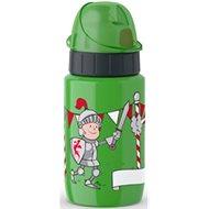 TEFAL DRINK2GO antikorová fľaša 0,4 l zelená-drak