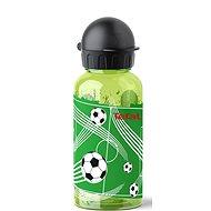 TEFAL KIDS fľaša tritan 0,4 l zelená – futbal - Fľaša na vodu