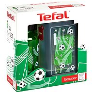 Tefal Súprava dóza a fľaša 0,4 l KIDS zelená – futbal