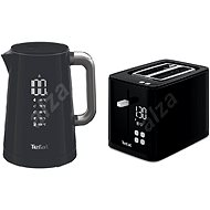 Tefal KO854830 Digital Smart & Light + Tefal TT640810  Digital Display Black - Set spotrebičov