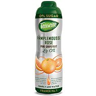 Teisseire pink grapefruit 0,6 l 0 %