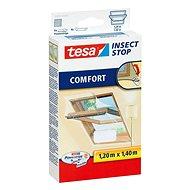 TESA Sieť proti hmyzu do strešného okna COMFORT, biela - Sieť proti hmyzu