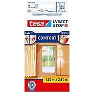 TESA Sieť proti hmyzu COMFORT, do dverí, biela - Sieť proti hmyzu