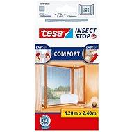TESA Sieť proti hmyzu COMFORT, na francúzske okno, biela - Sieť proti hmyzu