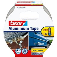 tesa AluminIum, Highly Sticky, Silver, 10m: 50mm