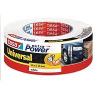 tesa Extra Power Universal, textilná, biela, 50 m : 50 mm - Lepiaca páska