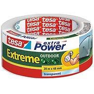 tesa Extra Power EXTREME OUTDOOR, priehľadná, 20 m : 48 mm - Lepiaca páska