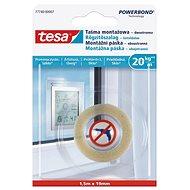 Tesa Montážna obojstranná páska na sklo 20 kg/m - Obojstranná lepiaca páska