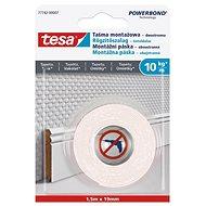 Tesa Montážna obojstranná páska na tapety a omietku 10 kg/m - Obojstranná lepiaca páska
