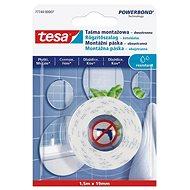 Tesa Montážna obojstranná páska na dlaždice a kov – zrkadlová - Obojstranná lepiaca páska