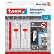 Tesa Nastaviteľný nalepovací klinec na tapety a omietku 1 kg