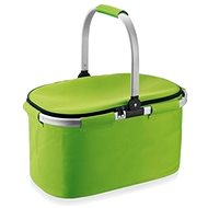 TESCOMA termokošík skladací COOLBAG, zelený - Nákupný košík