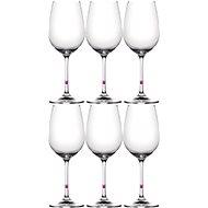 TESCOMA Poháre na víno UNO VINO 350ml, 6ks - Súprava pohárov