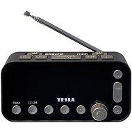 TESLA Sound RB110 rádiobudík s DAB+ tunerom