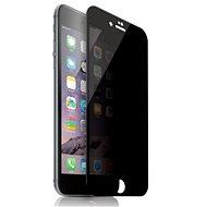 Tempered Glass Protector Privacy Glass na iPhone 6/6S - Ochranné sklo