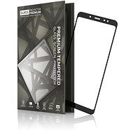Tempered Glass Protector Rámčekové pre Xiaomi RedMi Note 5 Čierne - Ochranné sklo