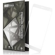 Tempered Glass Protector rámčekové pre Xiaomi RedMi 5A biele - Ochranné sklo