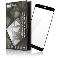 Tempered Glass Protector Rámčekové pre Google Pixel 2 Čierne - Ochranné sklo