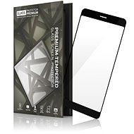 Tempered Glass Protector rámčekové pre Huawei P10 Lite Čierne - Ochranné sklo