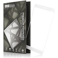 Tempered Glass Protector rámčekové pre LG G6 Biele