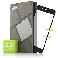Tempered Glass Protector pre iPhone 7 / iPhone 8 / iPhone SE 2020 – 3D GLASS, čierne - Ochranné sklo
