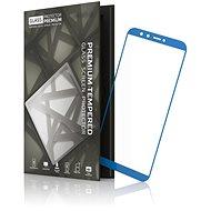 Tempered Glass Protector 0,3 mm pre Honor 9 Lite modrý rám